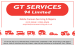 The GT Services Website thumbnail