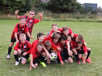 Hanney Youth Under 14s boys